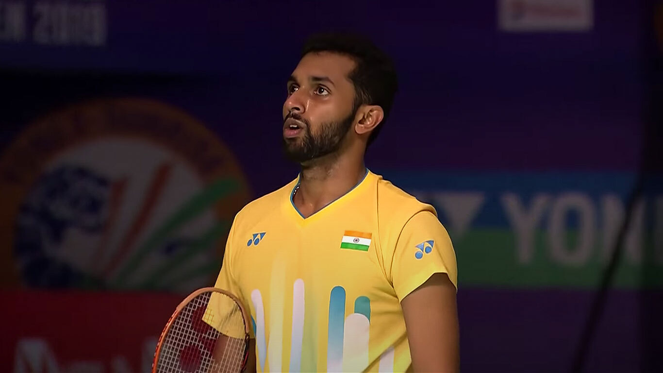 The disappointment of H S Prannoy for Arjun Award