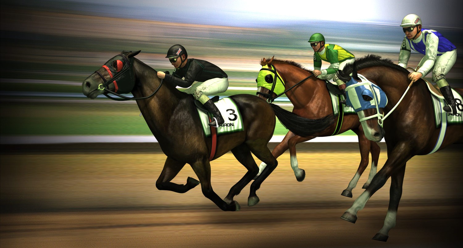Virtual Horse Racing Games and Bets Explained